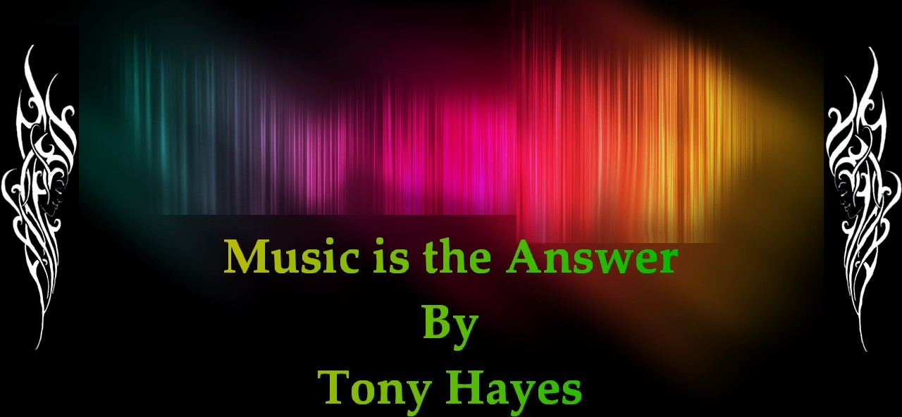 Music is the Answer by Dj Tony Hayes